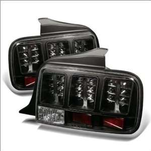 Spyder LED Euro / Altezza Tail Lights 05 09 Ford Mustang Automotive