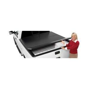 Tonneau Bed Cover with Rail System for Toyota Tundra LB 2007 2011