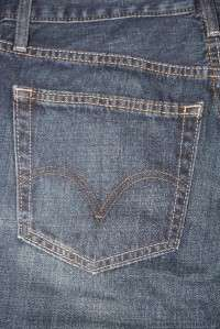 NWT MENS LEVIS 527 BOOT CUT JEANS SIZE 32x34 #472