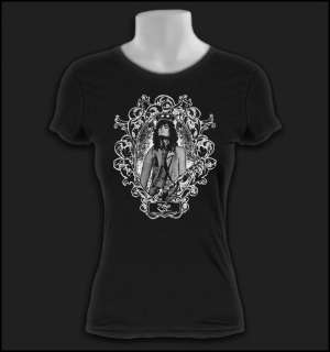 Womens LED ZEPPELIN ZOSO Jimmy Page Lady T Shirt S 3XL