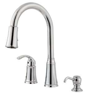 Pfister F WKP 650C Polished Chrome Classic Classic Pullout