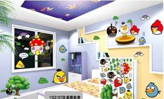 Angry bird DIY Wall Sticker Decal YZS157