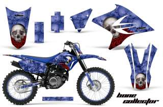OFF ROAD MOTORCROSS NUMBER PLATE GRAPHIC KIT YAMAHA TTR 230 05 12 BCU