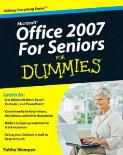 Windows 7 For Seniors For Dummies by Mark Justice