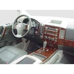 NISSAN ARMADA Wood Dash Kit 2004 07