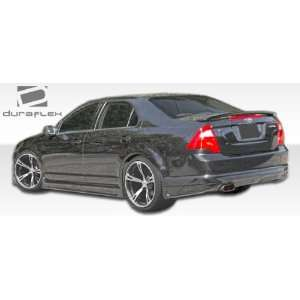 2006 2012 Ford Fusion Duraflex Racer Side Skirts   Duraflex Body Kits