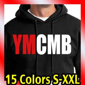 new YMCMB HOODIE young money lil wayne weezy t shirt cash money