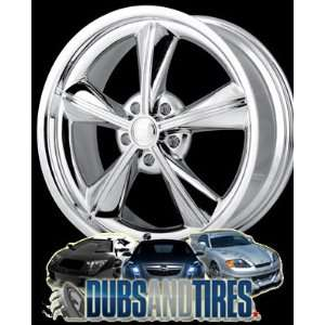 15 Inch 15x8 Ion Alloy wheels STYLE 625 Chrome wheels rims Automotive
