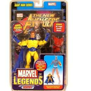 Marvel Legends Exclusive Series Action Figure Sentry with