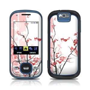 Pink Tranquility Design Skin Decal Sticker for the Samsung Exclaim SPH