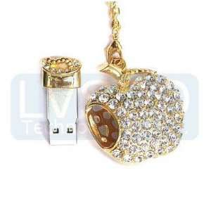 Crystal Fruit USB Flash Memory Drive 4gb