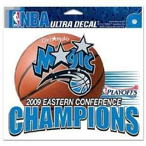 2009 NBA Western Conference Champions Bumper Sticker Arts