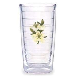 Tervis Tumblers Easter Lily 16oz Set 4 Decorated Colored