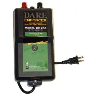 .30 Joule   Electric Fence Energizer   DE 120 Patio, Lawn