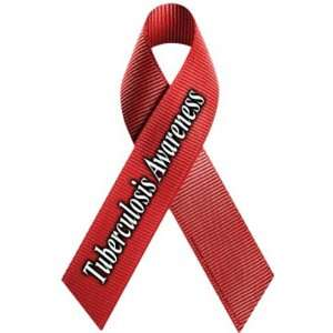 Tuberculosis Awareness Ribbon Magnet
