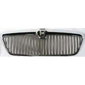 98 00 LINCOLN NAVIGATOR GRILLE SUV, Chrome & Gray (1998 98