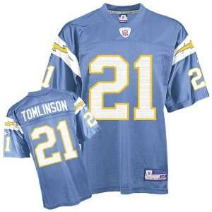 LaDainian Tomlinson #21 San Diego Chargers NFL Replica