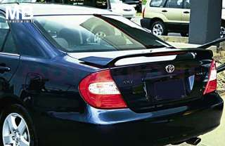 2002 06 Toyota Camry Factory Spoiler OEM Style PAINTED