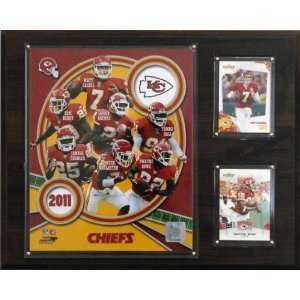 CNIDesigns 1215CHIEFS11 NFL Kansas City Chiefs 2011 Team