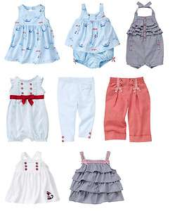 VENICE SWEETIE NEWBORN INFANT BABY GIRLS SUMMER CLOTHES OUTFITS 3 24M