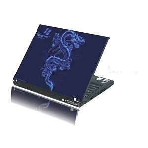 15.4 Laptop Notebook Skins Sticker Cover H430 Blue Dragon