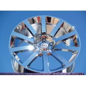 300 SRT8 Set of 4 genuine factory 20inch chrome wheels Automotive