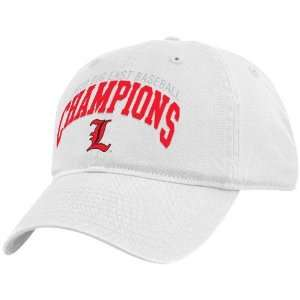 Top of the World Louisville Cardinals White 2010 Big East Baseball