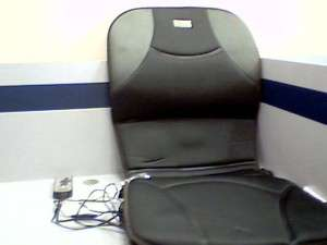 Homedics Therapist Select Shiatsu Massaging Cushion Use