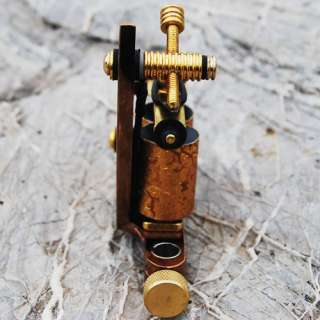 Top Custom Cast Iron Tattoo Machine Gun Shader HM53