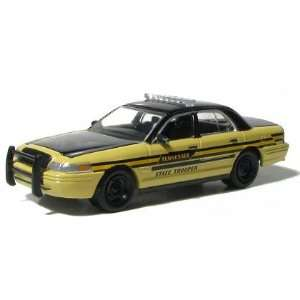 Greenlight 1/64 Tennessee State Police Ford Toys & Games