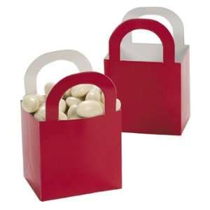 Red Favor Gift Baskets   Party Favor & Goody Bags & Paper
