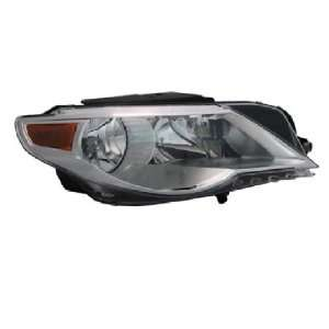 OE Replacement Volkswagen CC Passenger Side Headlight