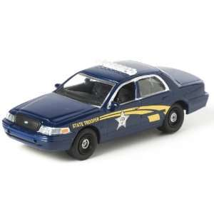 Greenlight 1/64 Oregon State Police Ford Crown Vic Toys & Games