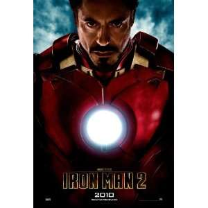 Iron Man 2 Poster Movie G 11x17 Robert Downey Jr Scarlett