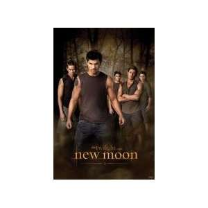 New Moon Wolf Pack Poster