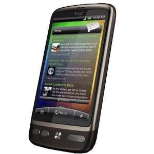 Desire A8181 Unlocked Quad Band GSM Phone with Android OS, HTC Sense
