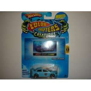 Hot Wheels Color Shifters Creatures Mitsubishi Lancer