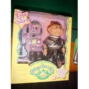 Cabbage Patch Kids Pop Star Collection Guitar Player Toys & Games