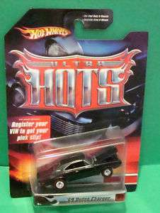 HOT WHEELS ULTRA HOTS 69 DODGE CHARGER REAL RIDERS