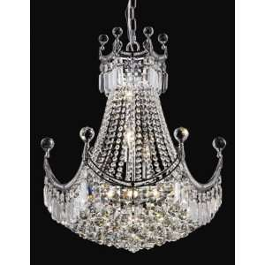 8949D20C Elegant Lighting Corona Collection lighting