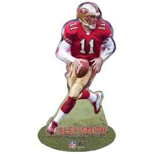NFL San Francisco 49ers Alex Smith Player Stand Up *SALE
