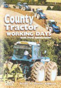 DVD County Tractor Working Days With Ford Conversions