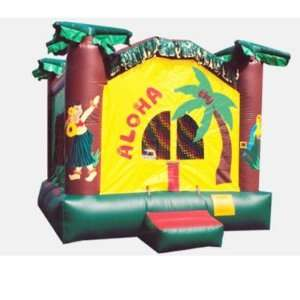 Kidwise 13 Foot Aloha Bounce House (Commercial Grade) Toys & Games