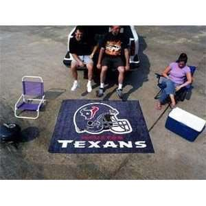 Houston Texans Tailgater Mat   5 X 6 Mats Sports