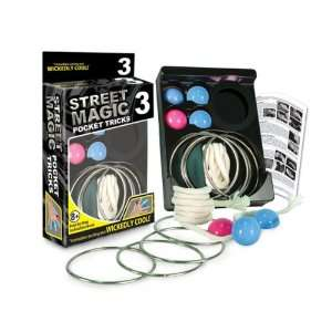 Bright Products Cool   Street Magic Linking Rings Toys