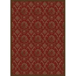 Concord Global   Mooresville   2800 Damask Area Rug   710