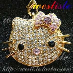 hello kitty crystal flash drive 4GB Electronics