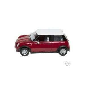 Pull Back Mini Cooper Diecast Car Toys & Games