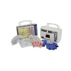 Safety Manufacturing K201 048 Vehicle Emergancy First Aid Kit