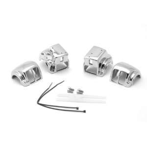 2006&up Harley Street Glide FLHX Chrome Switch Housings